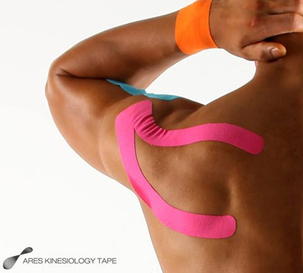 Kinesiology Taping at Wall Street Pain Relief
