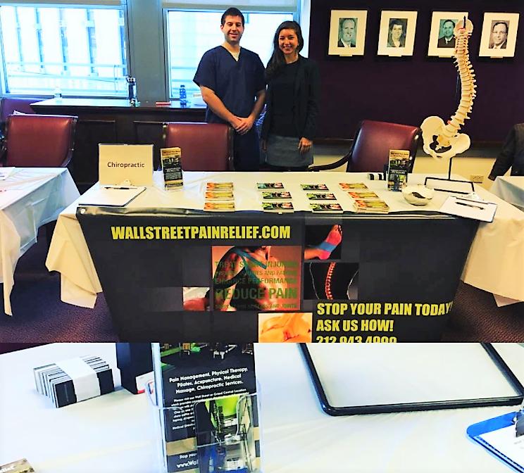 WSPR Corporate Wellness Event